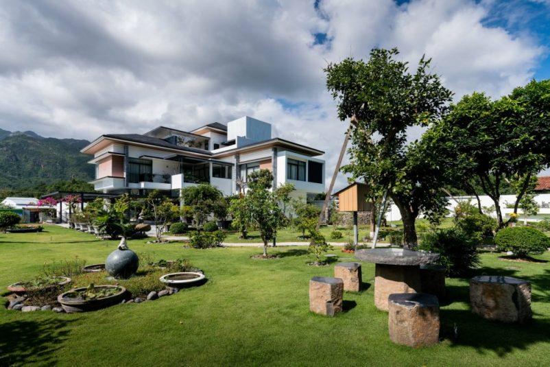 nhà vườn kiểu Nhật