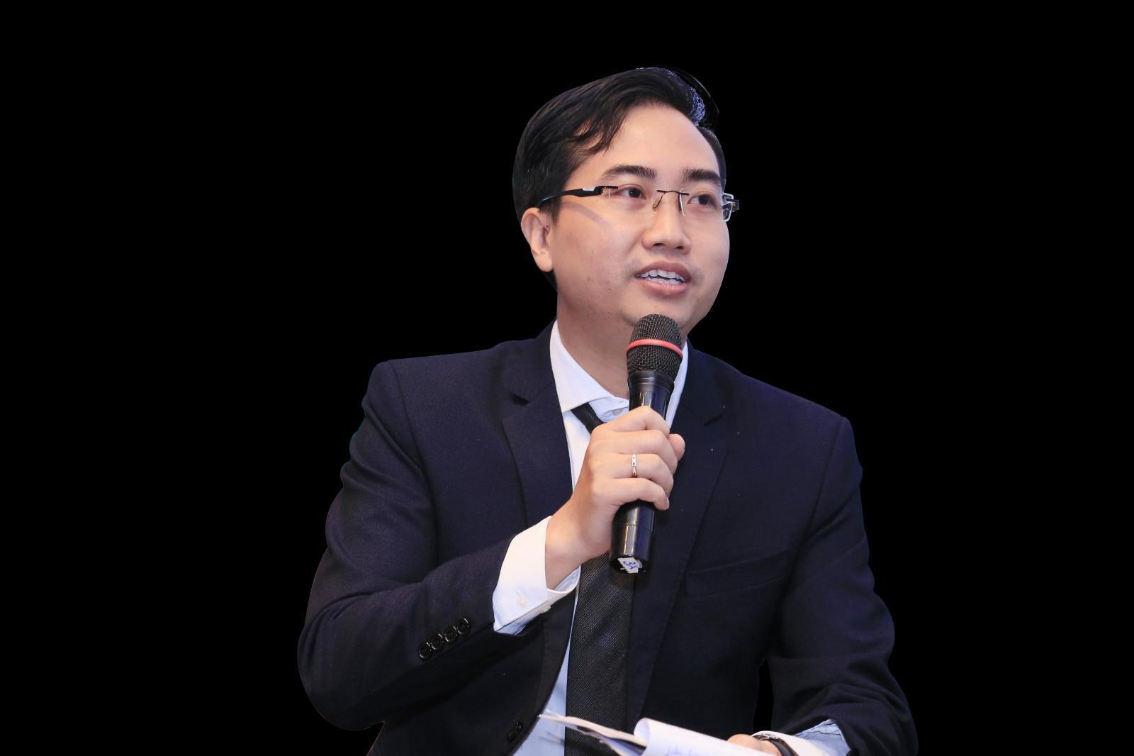 Ông Đinh Minh Tuấn