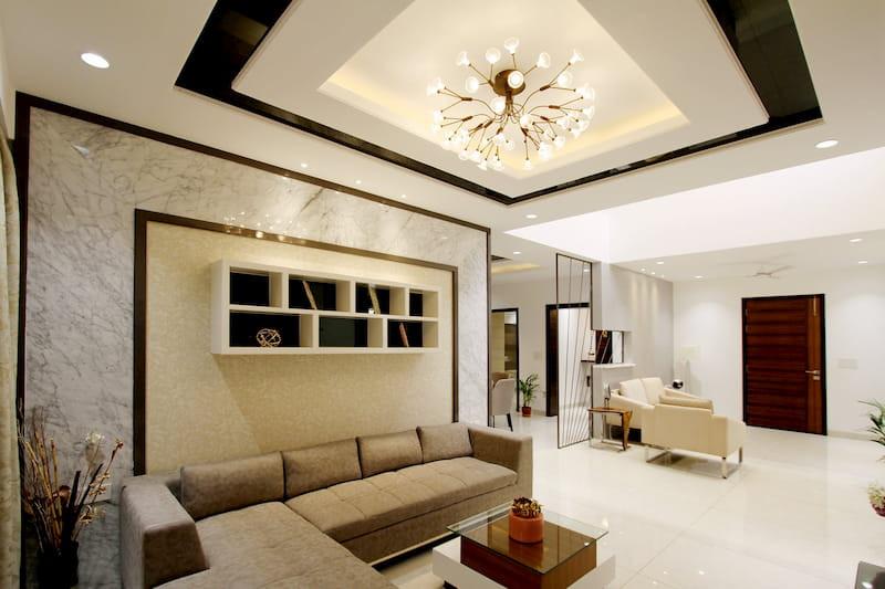 Giải pháp cách âm cho căn hộ chung cư: làm trần thạch cao