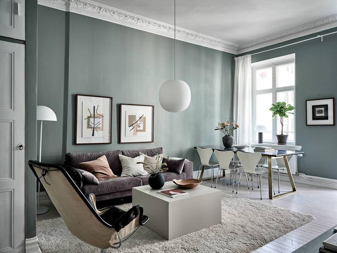 Ngôi nhà thiết kế theo phong cách Bắc Âu Scandinavia