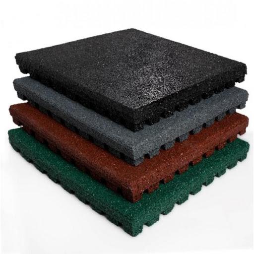 Các loại gạch thường dùng trong xây dựng: gạch cao su