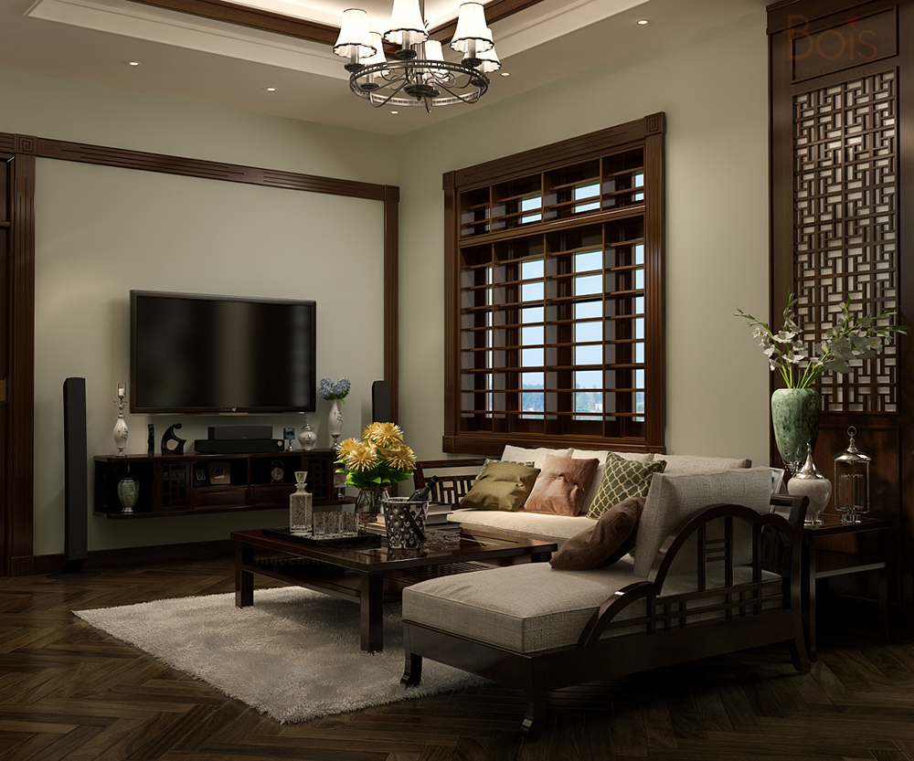 Thiết kế nội thất phong cách Đông Dương (Indochine)