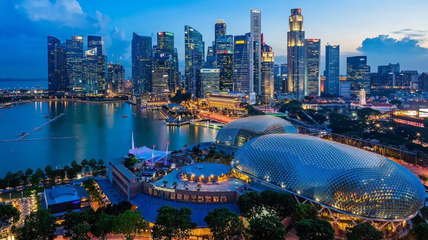 Thị trường bất động sản châu Á-Thái Bình Dương