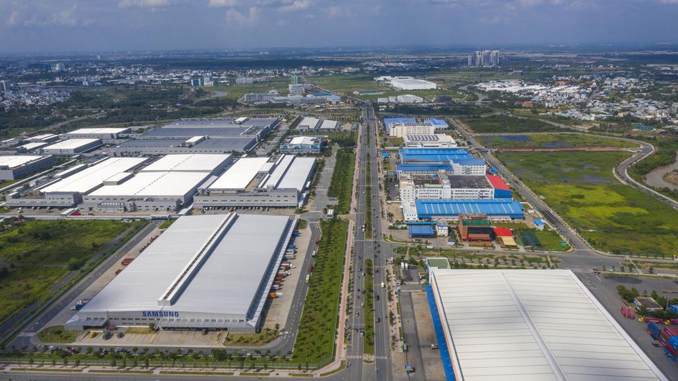 Khu công nghiệp phía Nam
