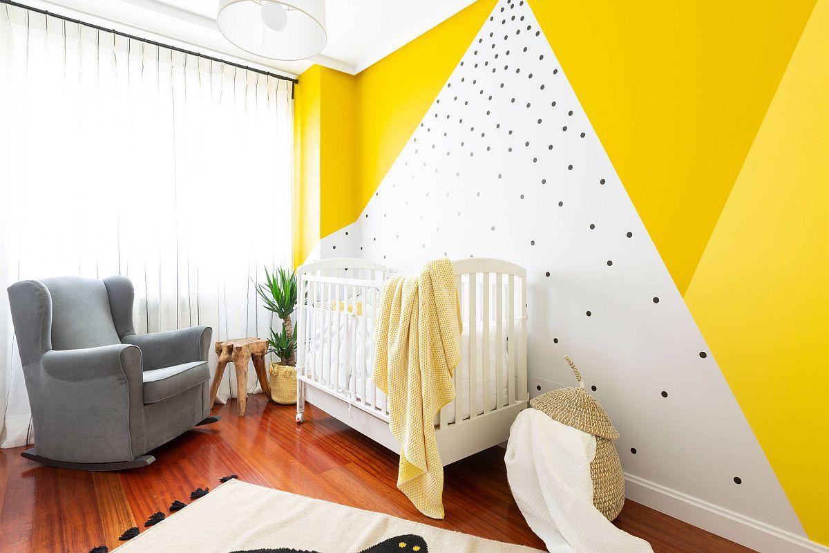 Màu sơn nhà đẹp cho không gian nội thất hiện đại
