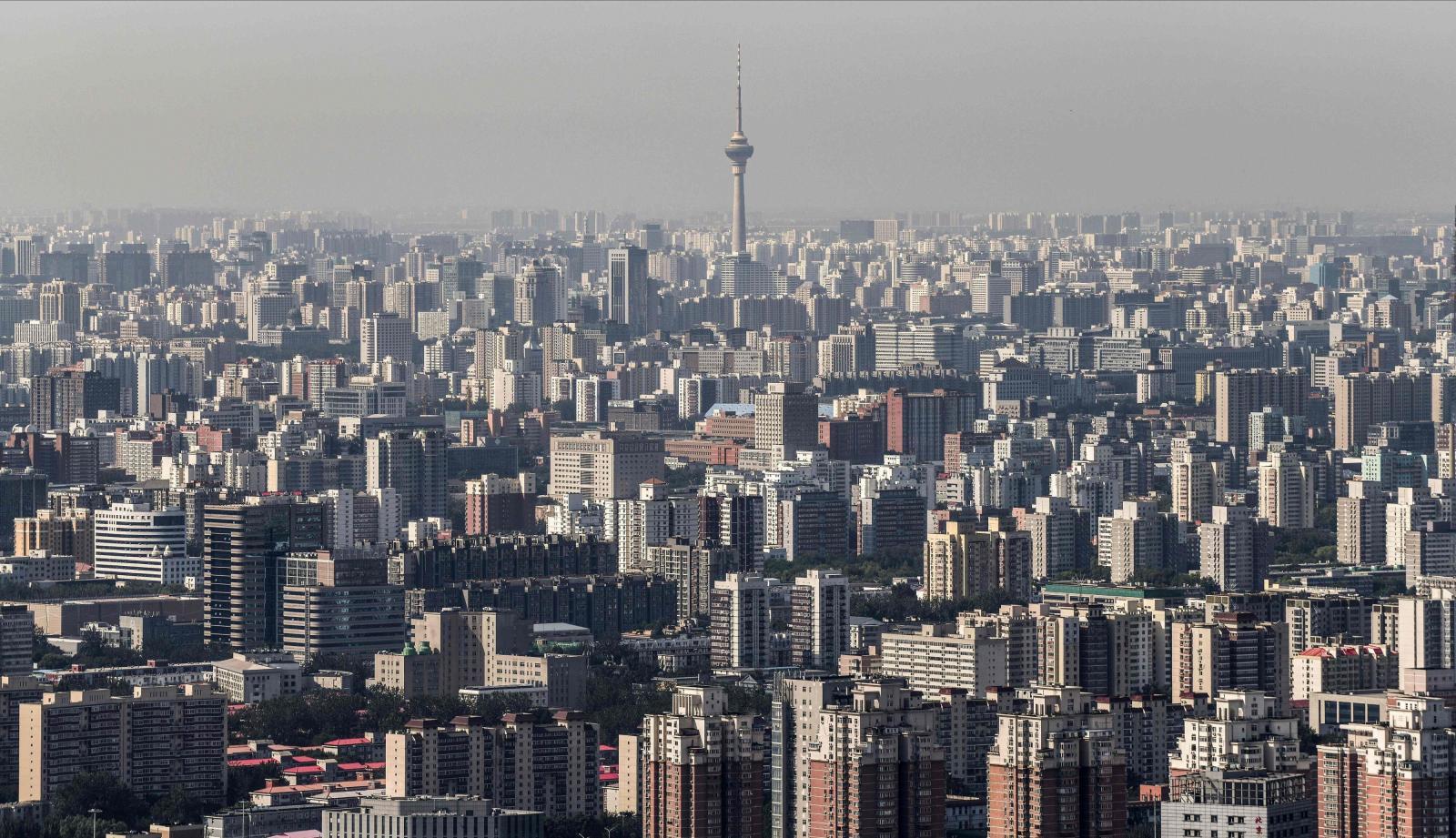 Thị trường bất động sản Trung Quốc