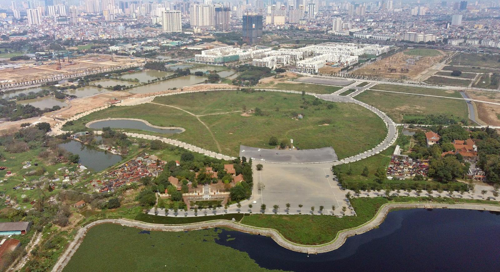 công viên chu văn an