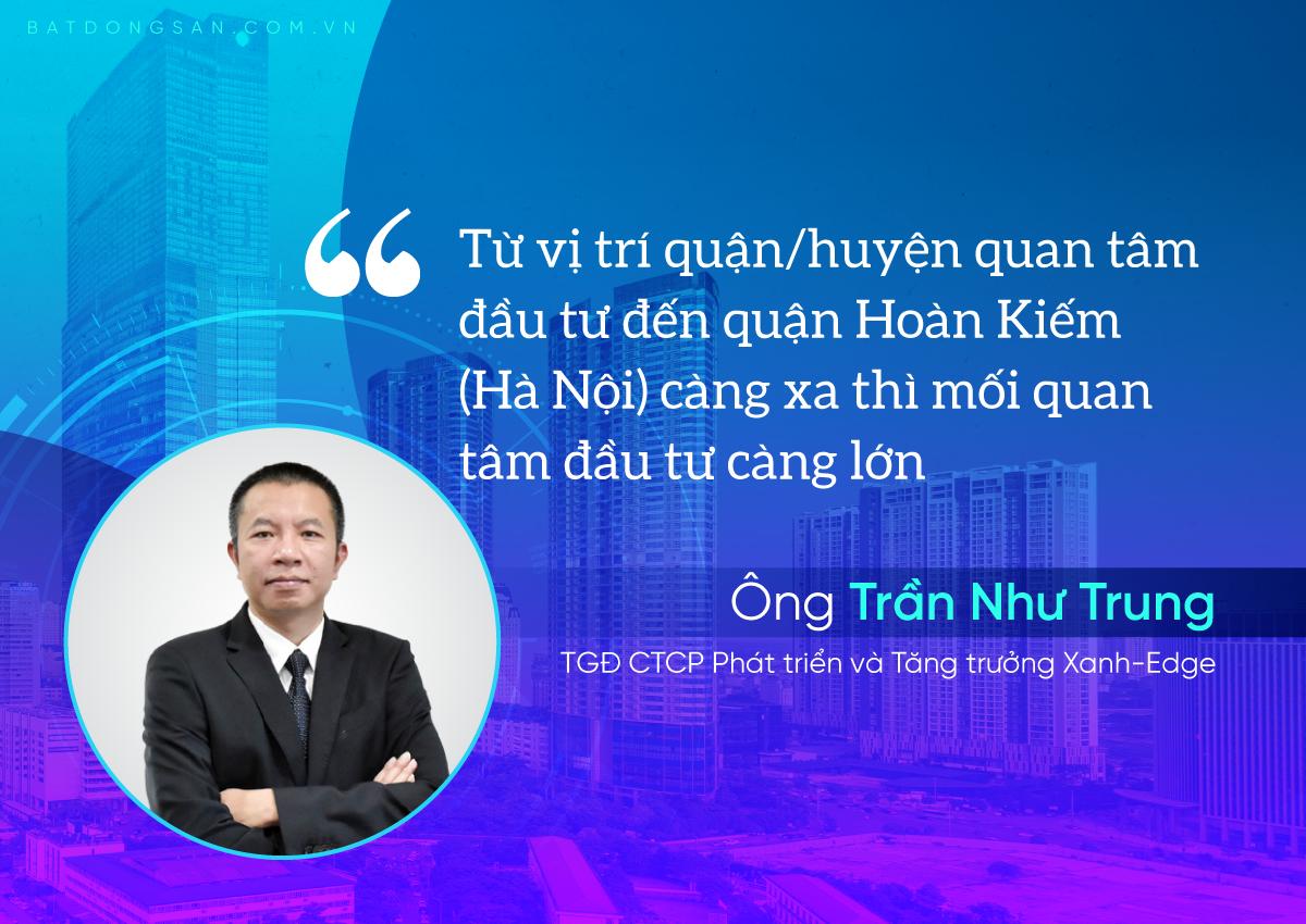 quote và hình ảnh ông Trần Như Trung