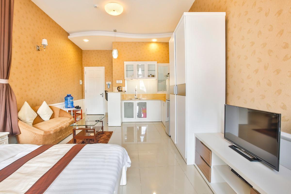 Bán cả toà nhà chung cư mini - Nội thất đủ đồ