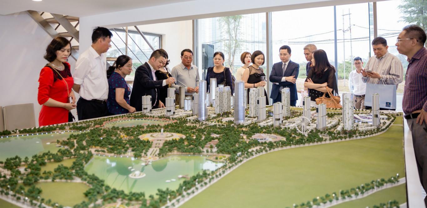 Thị trường bất động sản đang phản ứng rất tốt với mô hình căn hộ dịch vụ