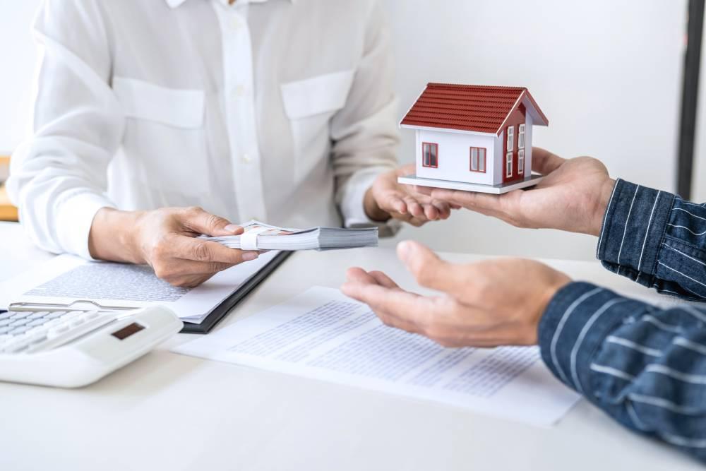 giao dịch mua bán nhà