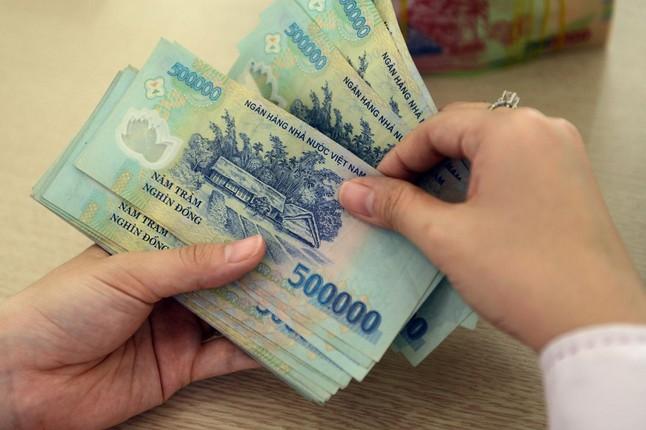 tờ tiền mệnh giá 500.000 đồng