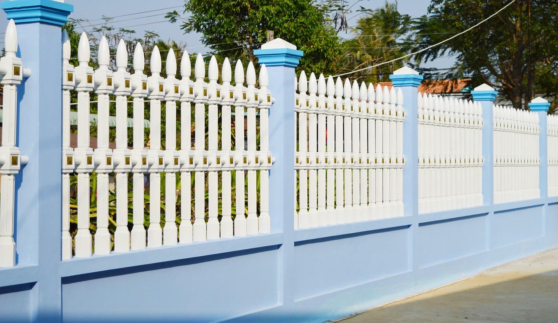 Mẫu tường rào xanh gia chủ có thể tham khảo
