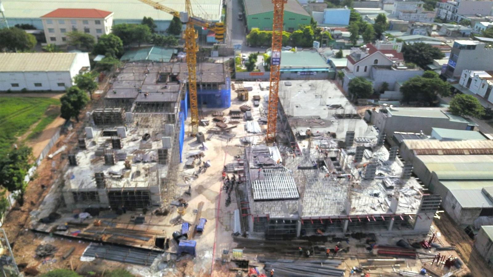Tiến độ xây dựng tốt như Parkview Apartment sẽ tăng thêm uy tín của dự án, tăng thêm giá trị và lợi nhuận cho khách hàng