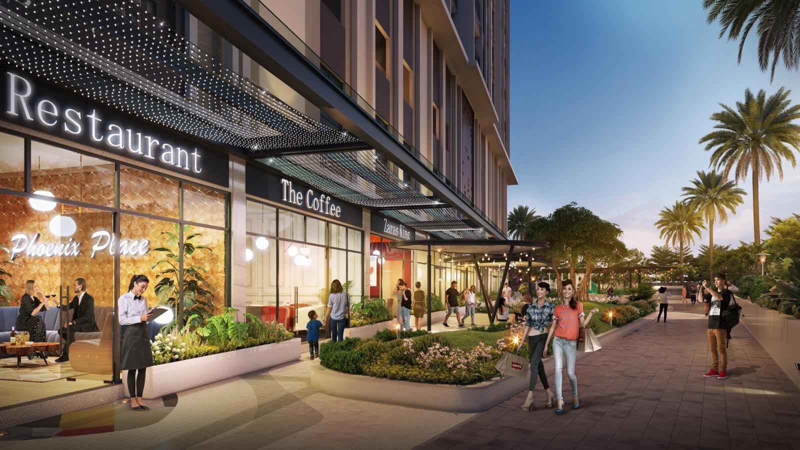 Opal Skyline có mức giá bán hợp lý, mở ra cơ hội an cư cho các gia đình trẻ tại TP. Thuận An