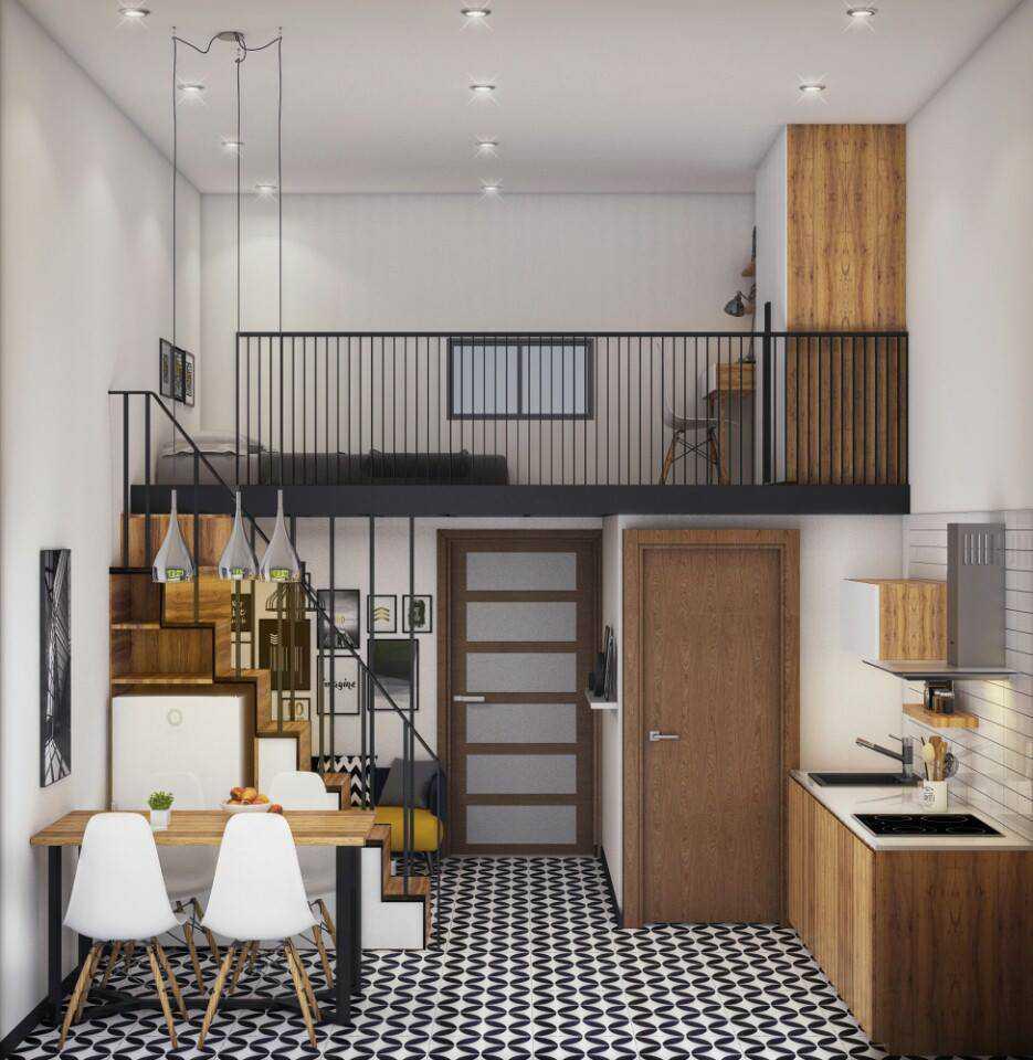 căn hộ chung cư mini với các tiện ích cơ bản