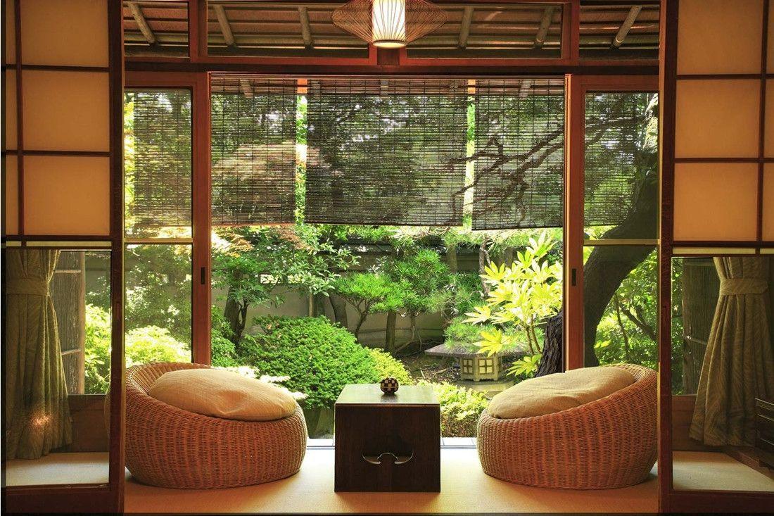 Không gian nhà ở theo phong cách Zen đề cao yếu tố tự nhiên