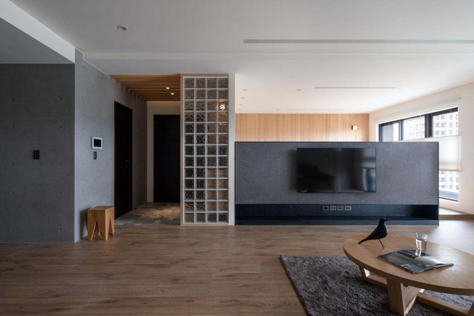 Thiết kế căn hộ hiện đại phong cách Zen