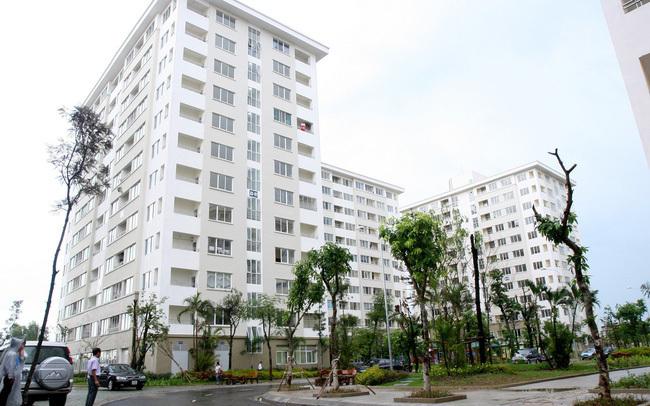 3 tòa nhà chung cư cao tầng