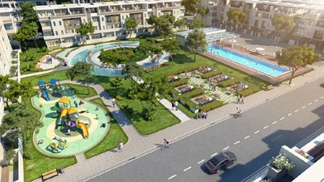 hình ảnh thị trường bất động sản Quảng Ninh