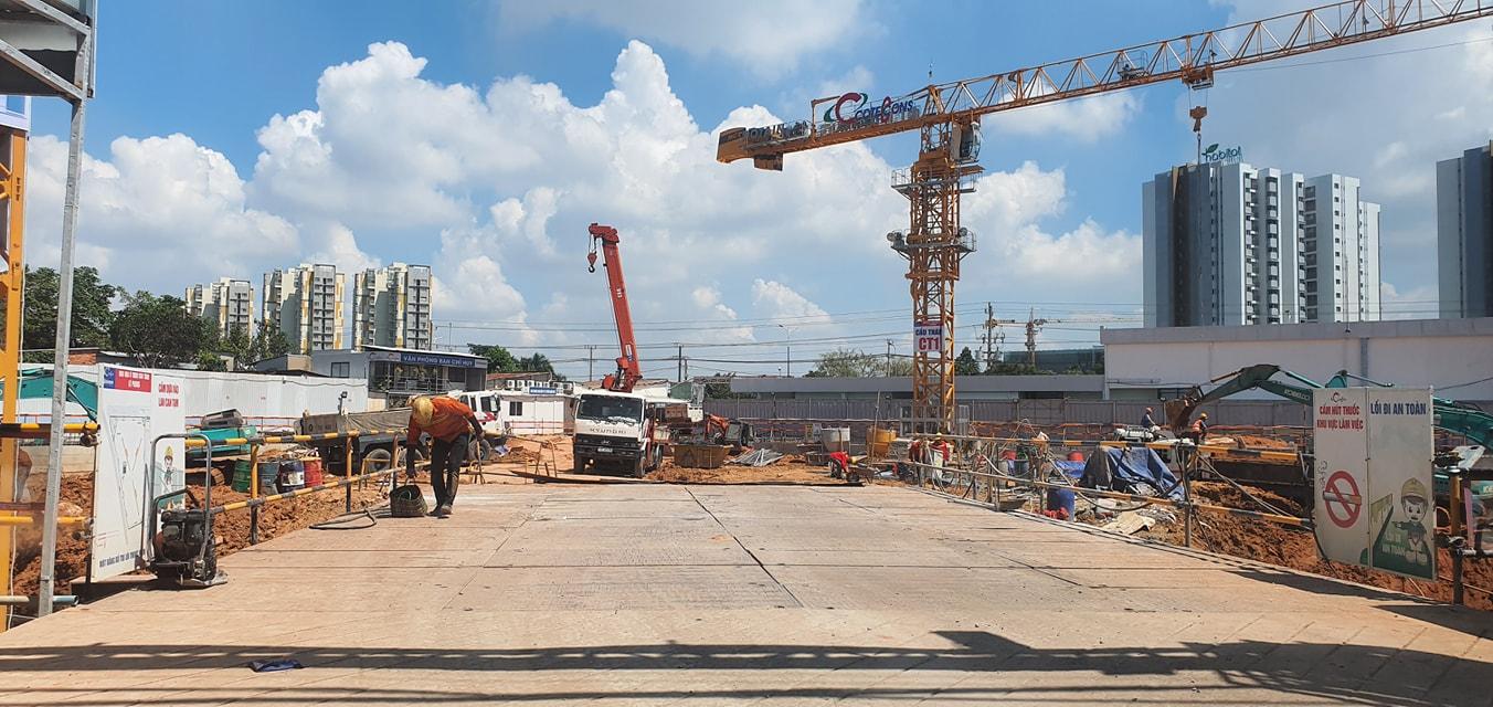 Hình ảnh một dự án tại TP.HCM