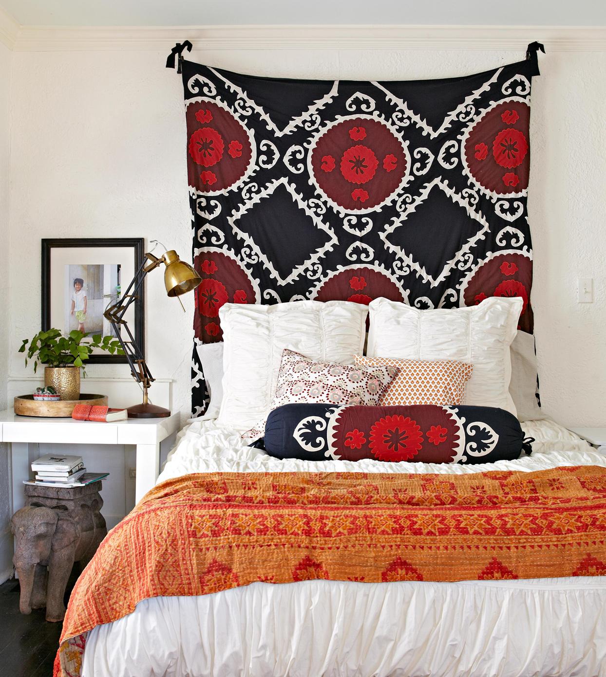 thảm treo đầu giường