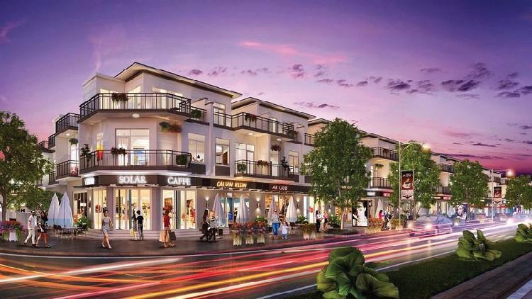 Phối cảnh dự án Royal Dream City