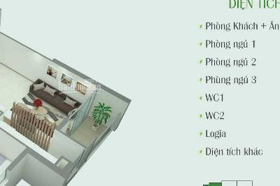 Nhà sang - lộc vàng - nhận nhà đón tết tại Eco Dream, giá từ 26,5tr/m2, lãi suất 0%, tặng 1 năm DV 360 ảnh 0
