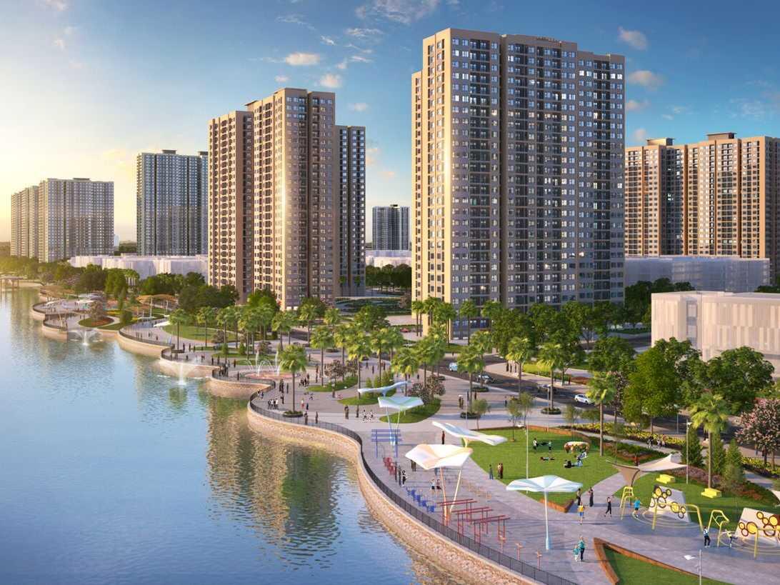 hình ảnh dự án căn hộ chung cư tại Hà Nội