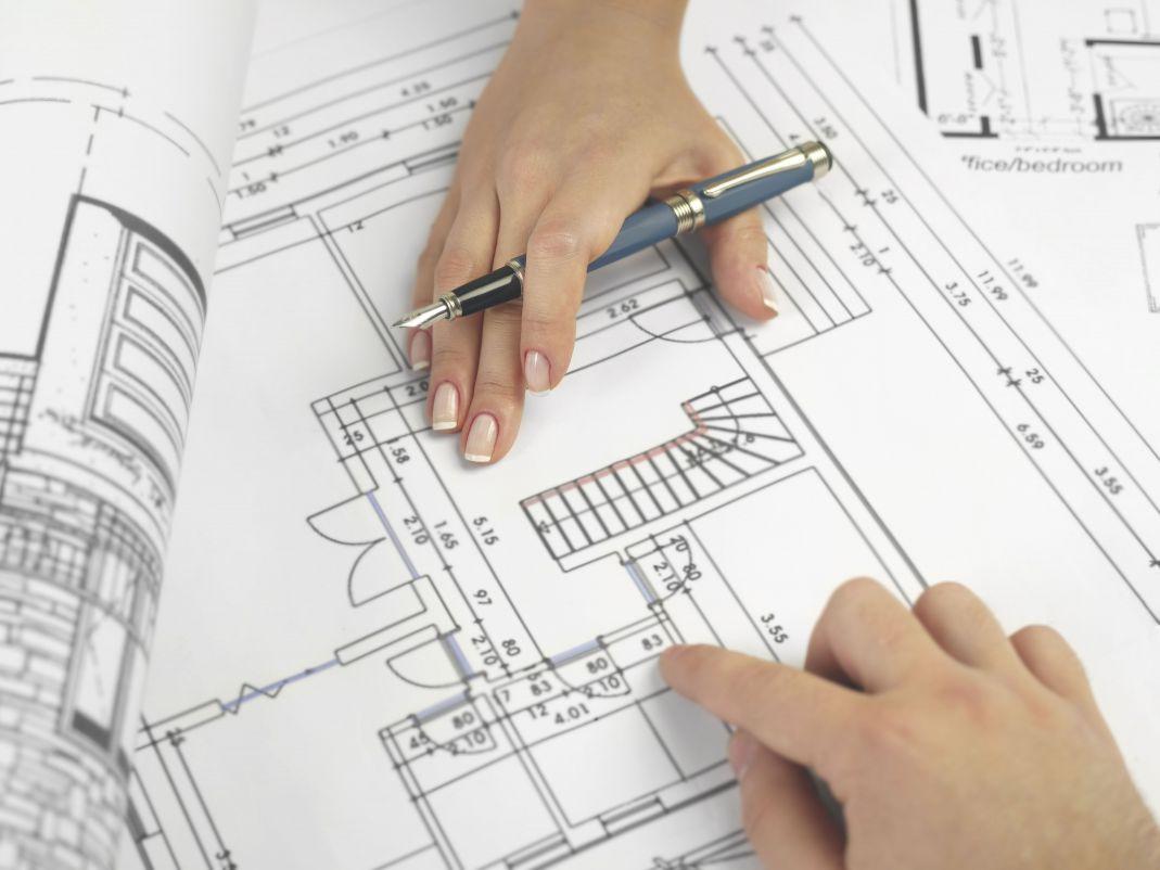 bàn bạc về bản vẽ kỹ thuật và cách dự toán xây dựng