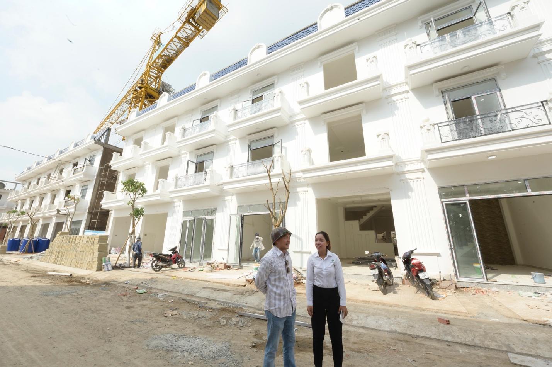 Ảnh thực tế dự án Phương Nam River Park