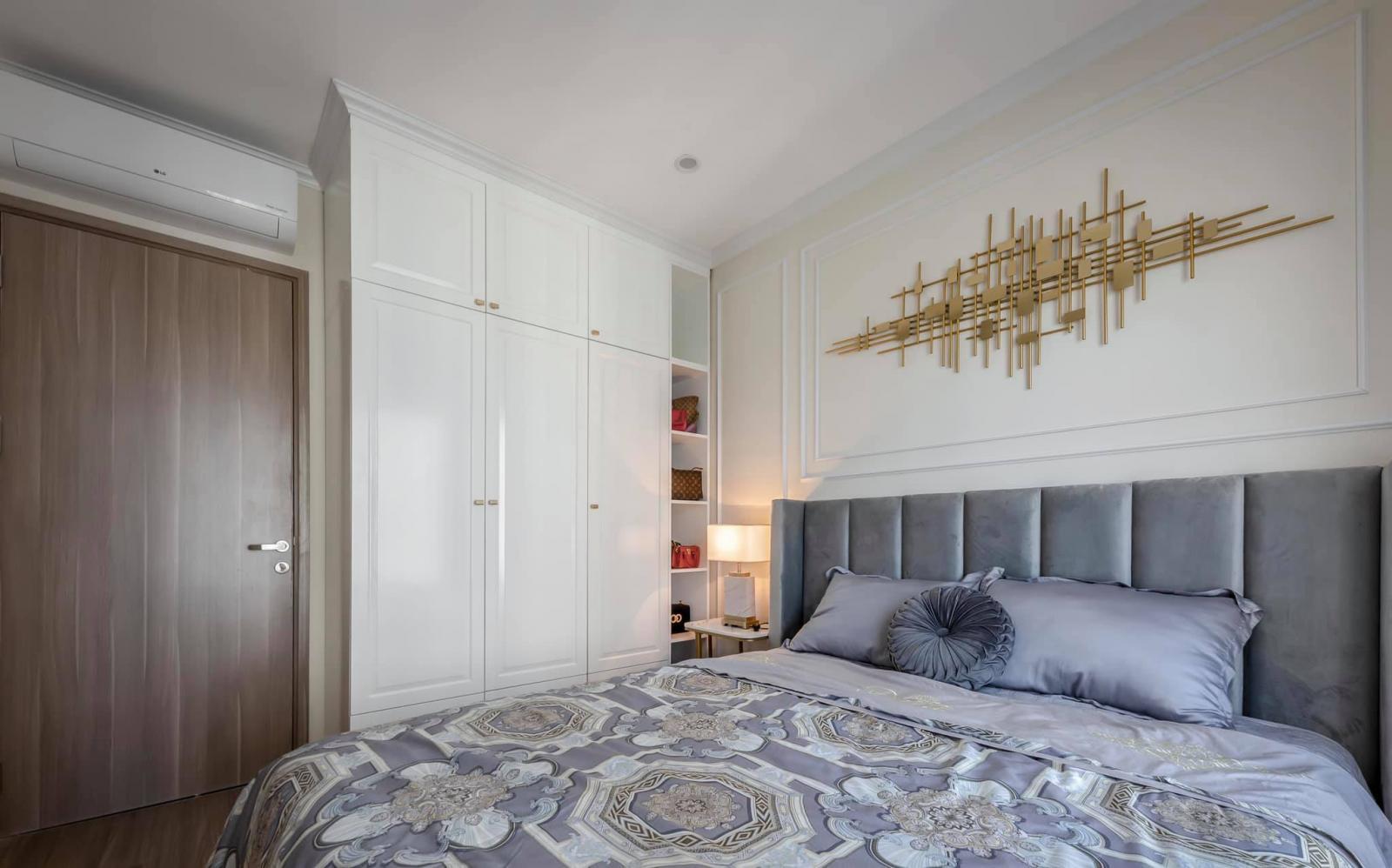 Phòng ngủ ấm cúng