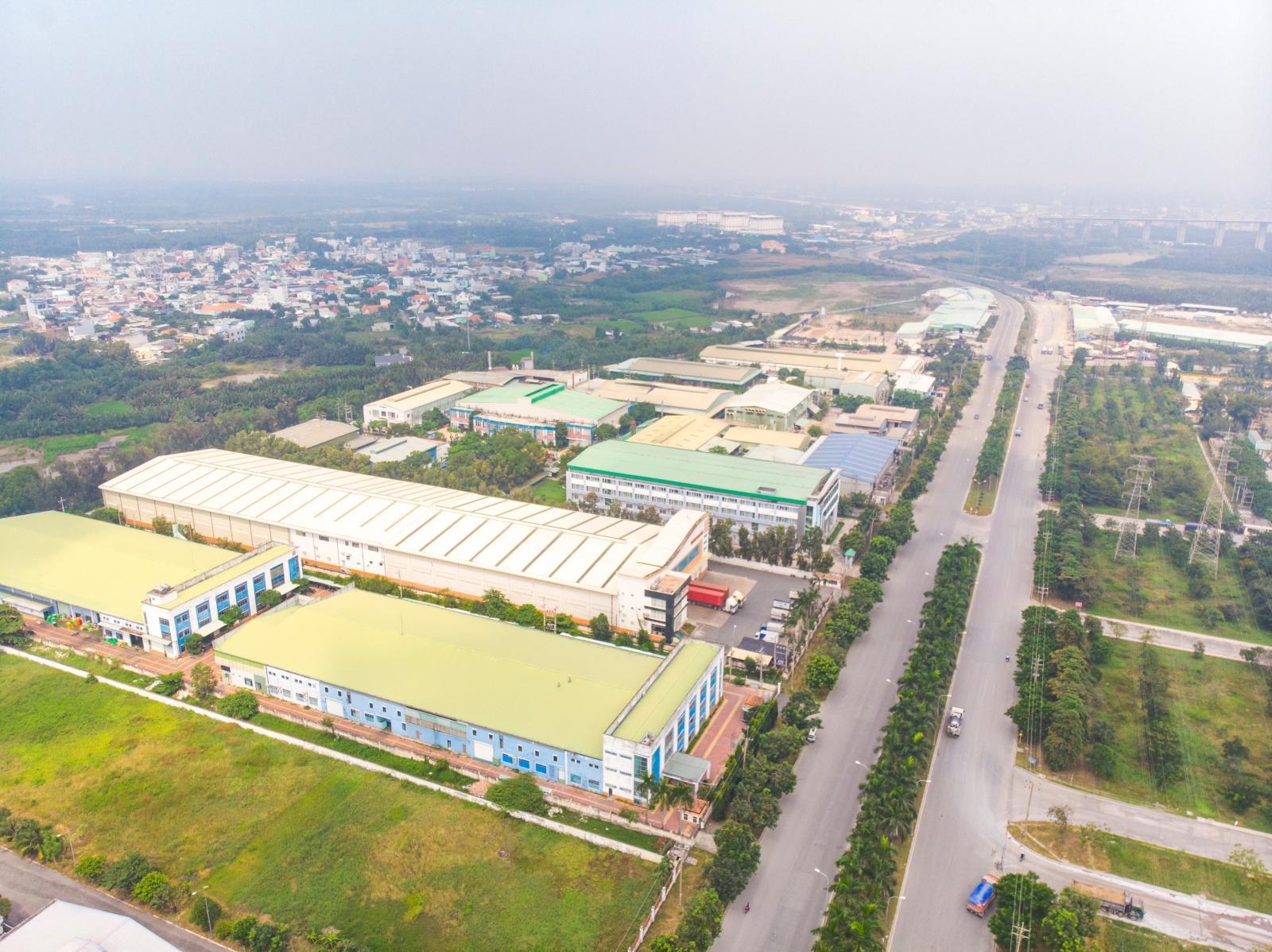 hình ảnh khu công nghiệp
