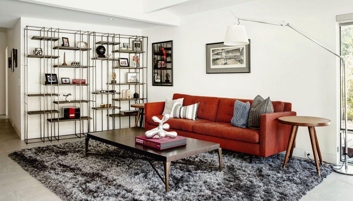 Biết cách chọn thảm phù hợp với từng không gian giúp ngôi nhà thêm đẹp.