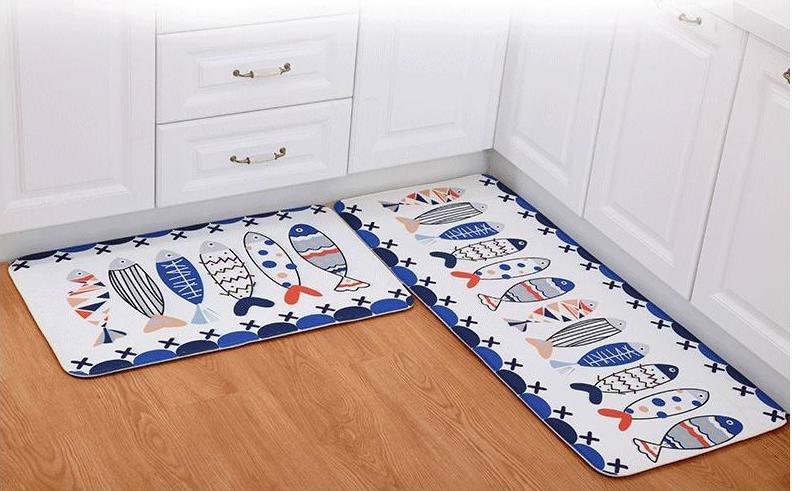 Cách chọn thảm phòng bếp