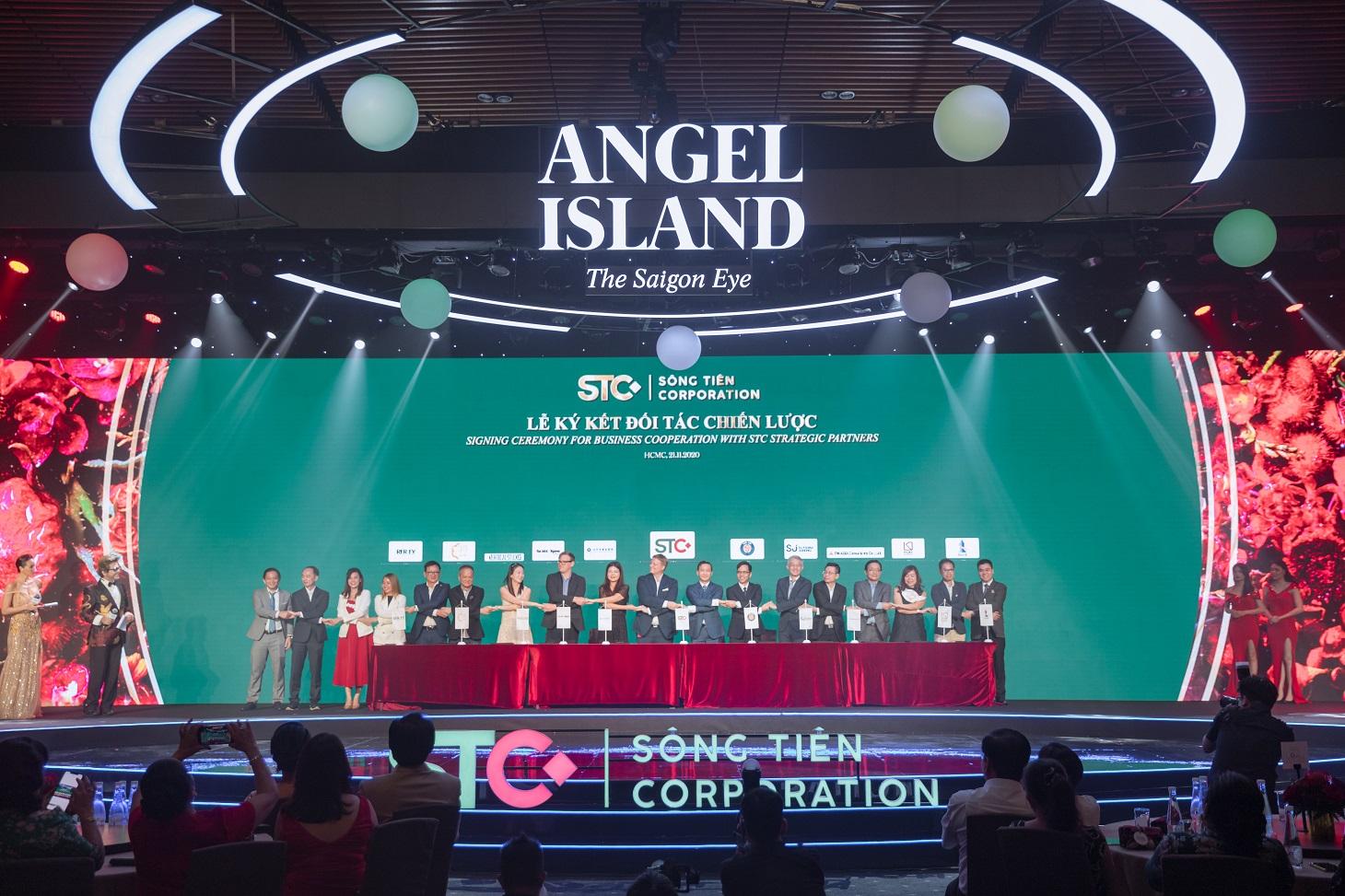 20210121142141 60d0 Tin thị trường BĐS mới: Angel Island được kiến tạo bởi hơn 20 đối tác trong nước và quốc tế