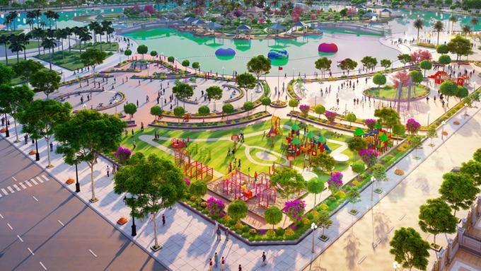 20210126141101 f8c3 Tin thị trường BĐS mới: Lý Hải - Minh Hà tìm hiểu đất nền khu đô thị Happy Home ở Cà Mau