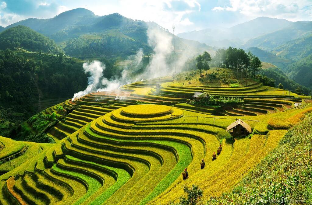 hình ảnh du lịch vùng đất Yên Bái