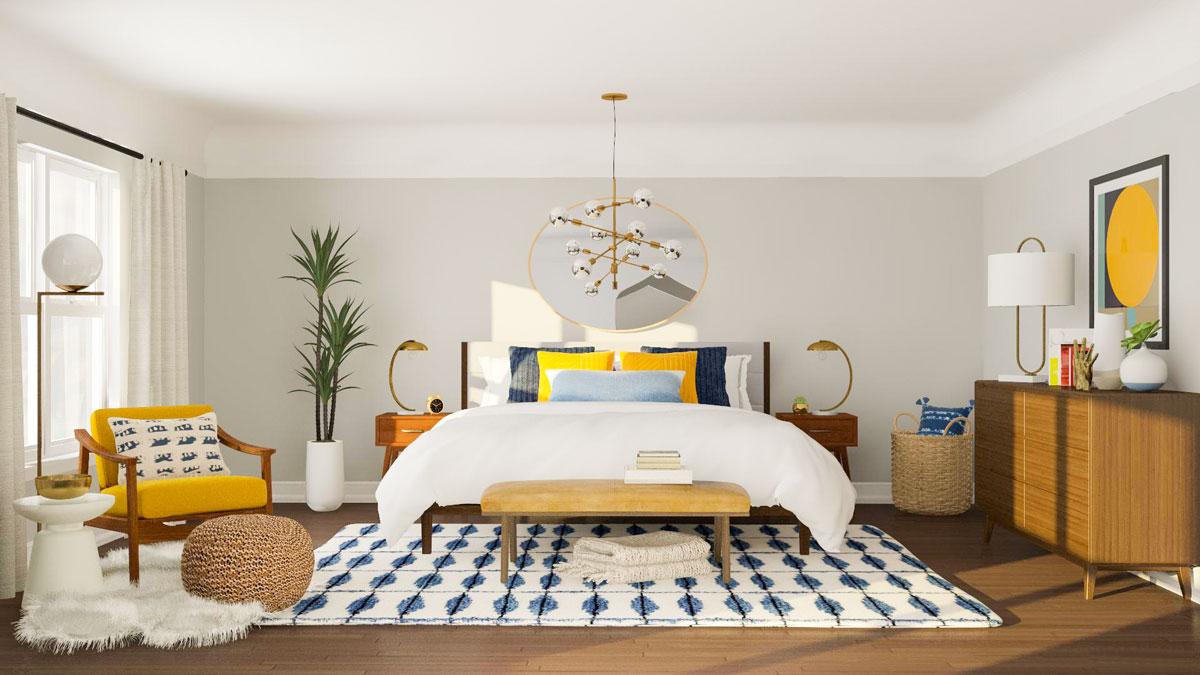 Cách kê giường theo phong thủy