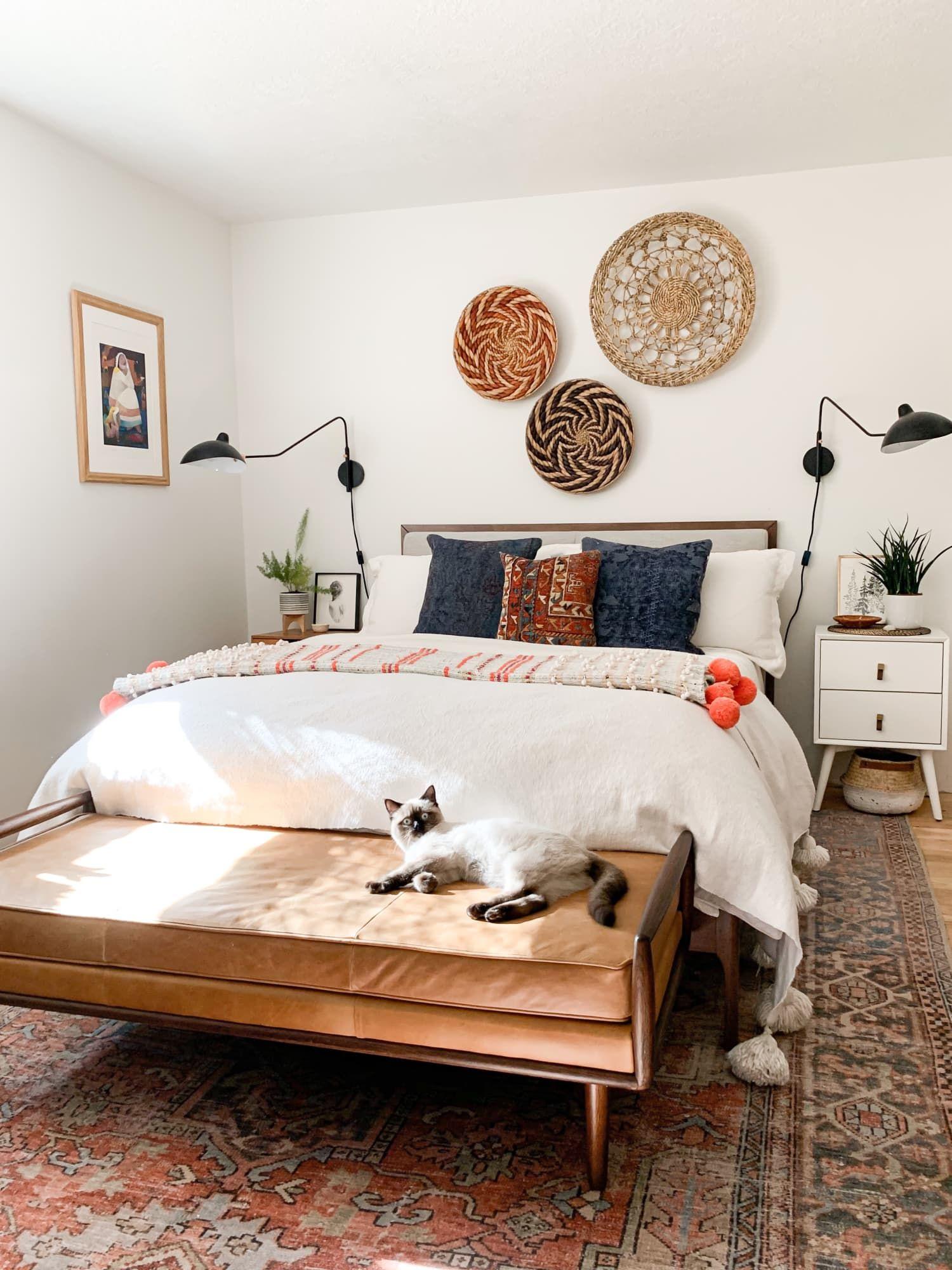 cách giường ngủ hợp phong thủy