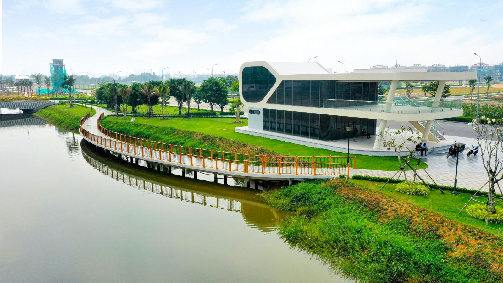 20210129153137 d967 Tin thị trường BĐS mới: Hơn 350 tỷ đồng hoàn thiện công viên và tuyến đi bộ tại Van Phuc City