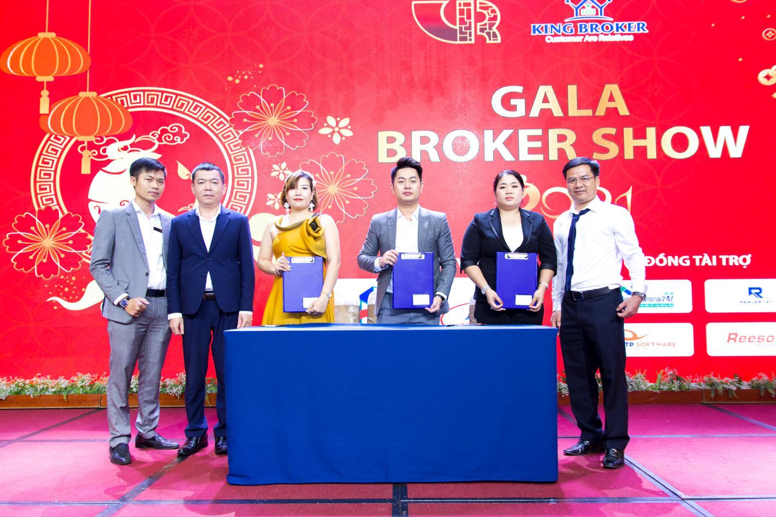 hình ảnh Gala Broker Show của KingBroker