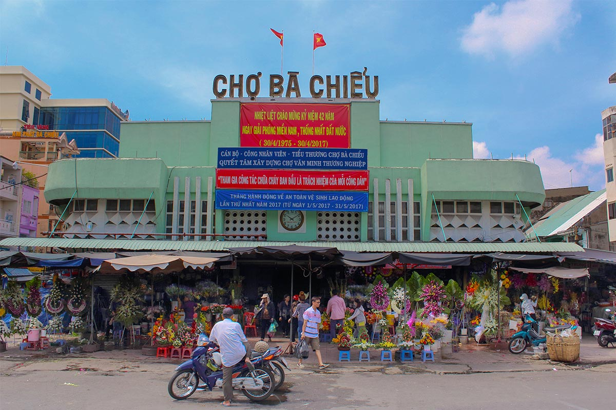 Chợ Bà Chiểu Bình Thạnh