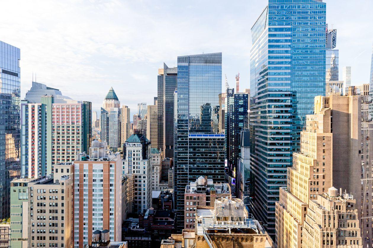 Thị trường bất động sản New York