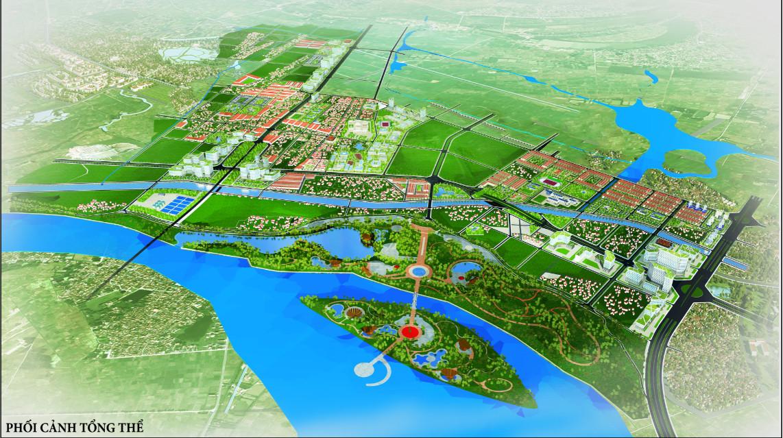 hình ảnh đất đấu giá mặt bằng 8197 khu vực xã Quảng Tâm, Quảng Phú (Thanh Hóa)