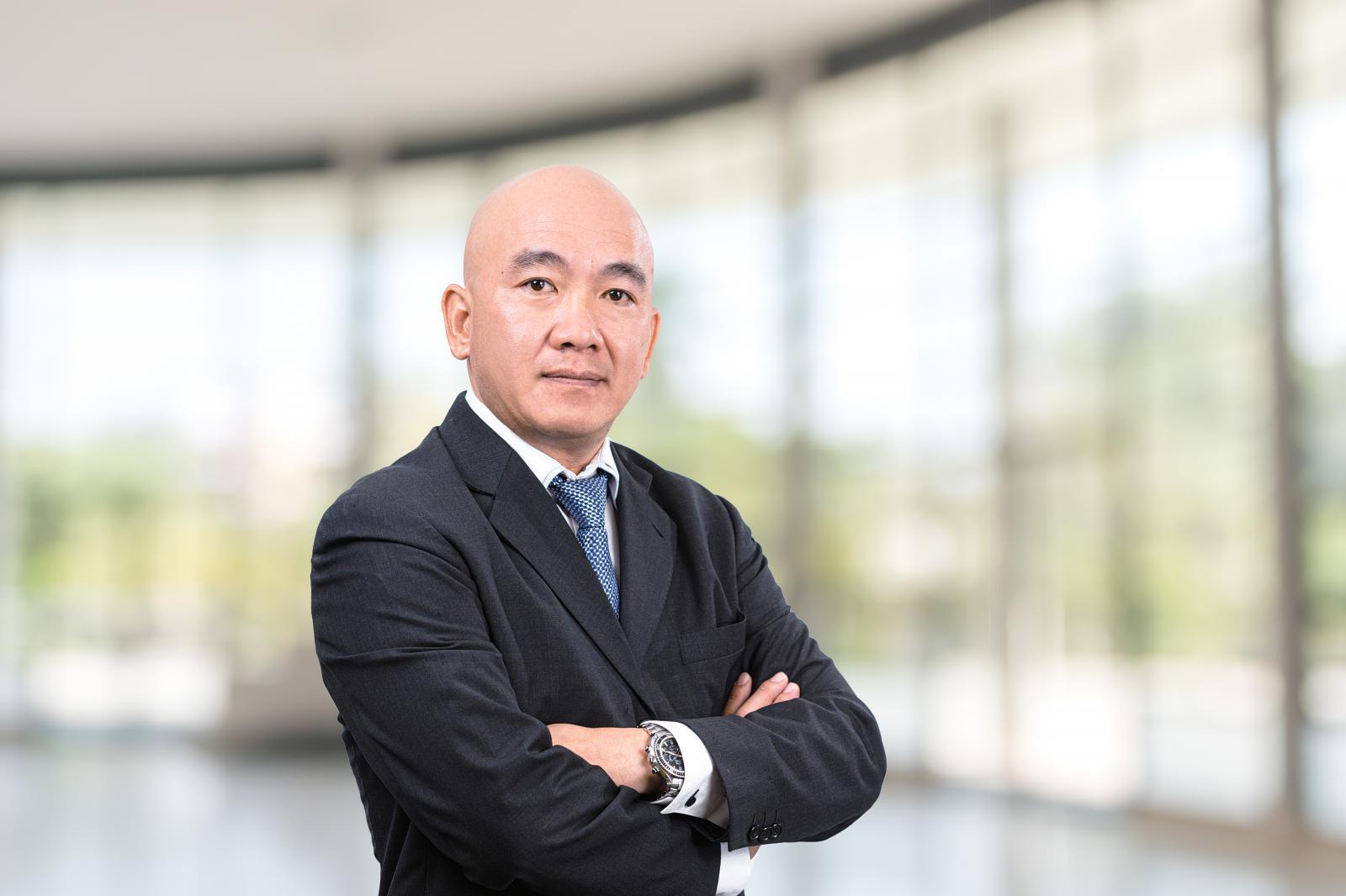 hình ảnh Tiến sĩ Sử Ngọc Khương, Giám đốc Cấp cao Savills Việt Nam