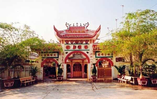 Chùa Long Hoa quận 8 TPHCM