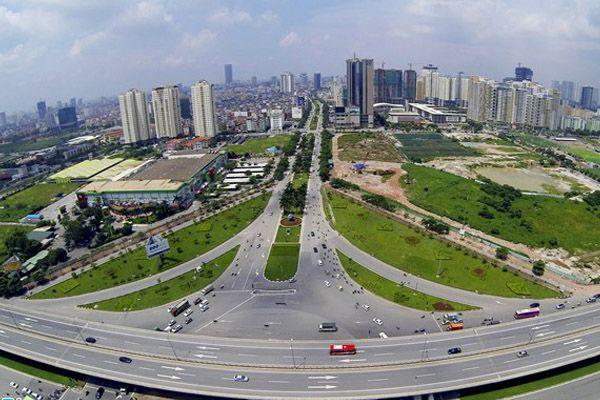 Hạ tầng giao thông huyện Bình Chánh