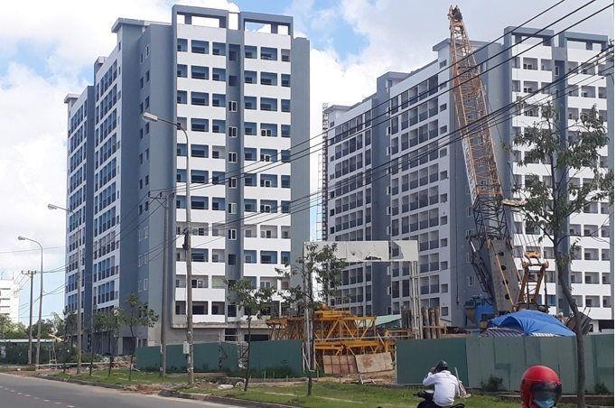 Nhà ở xã hội tại khu công nghiệp Hòa Khánh Đà Nẵng