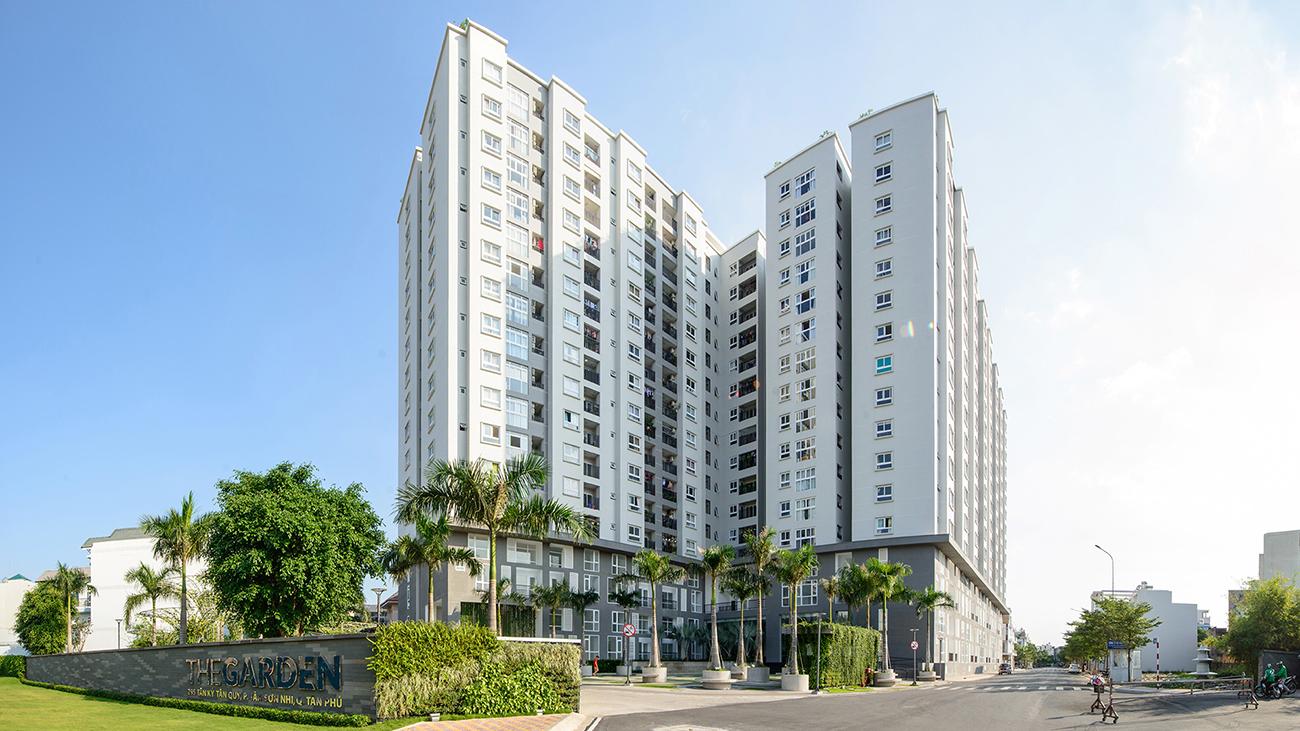 dự án căn hộ tại Tân Phú